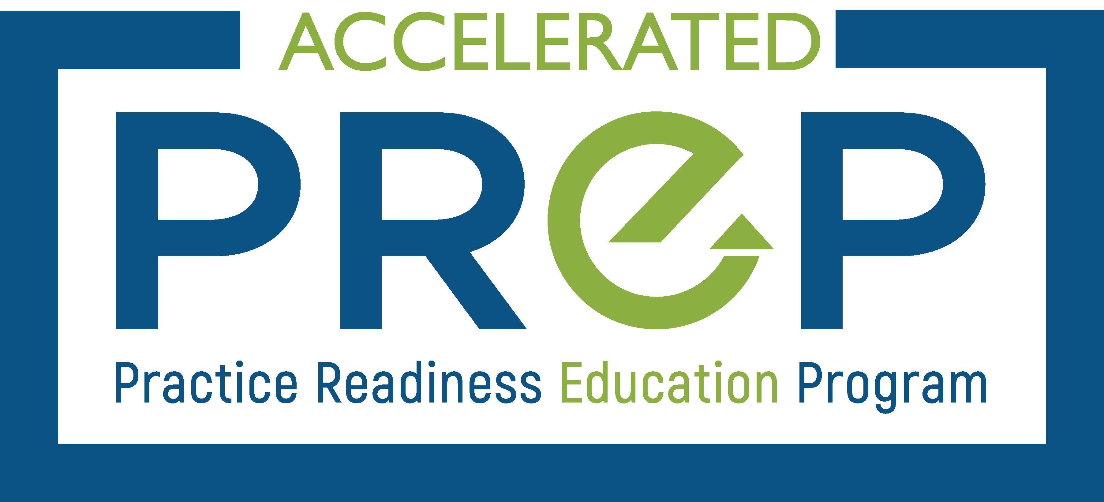 Accelerated PREP Logo